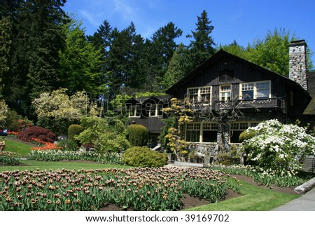 Stanley Park, One of the Largest Urban Park's in The World - Vancouver, BC, Canada