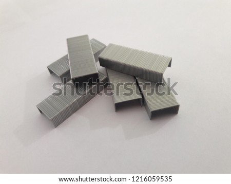 Stapler Bullets for office use
