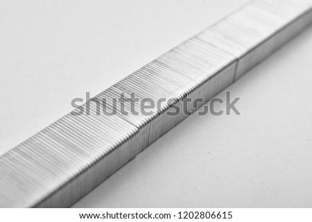 stapler pins nobody