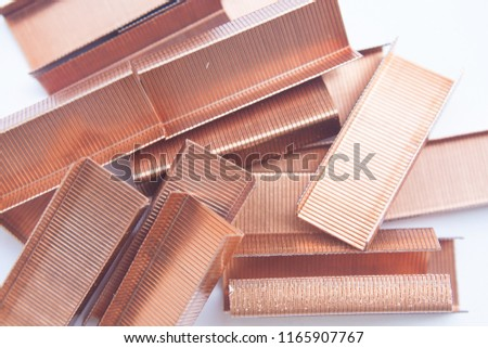 staples copper office tool