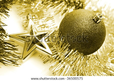 Star and sphere