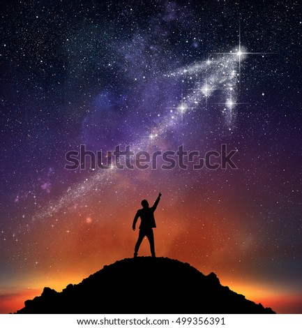 Star arrow upwards