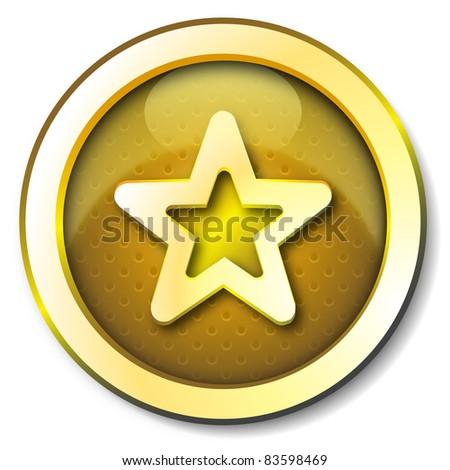 Star favourite icon