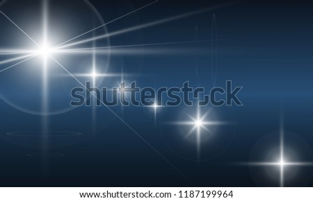 Star light. Beautiful star. Light from above. An excellent background for illustration. Beautiful light. #1187199964