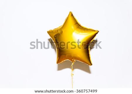 Star Shape Balloon