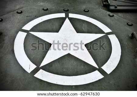 Army Star Symbol Photo Star Symbol on a
