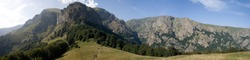 Stara planina, Bulgaria. Raisko praskalo