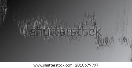 Stark silvery gray textured abstract grunge background graphic, space for text, copy, 3D illustration Stock photo ©