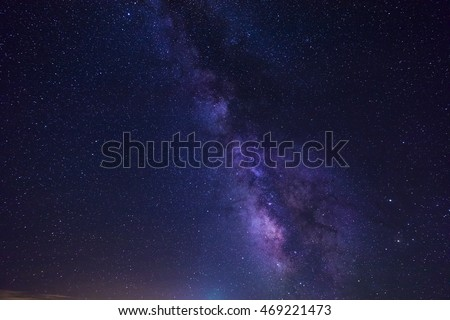 Starry sky #469221473