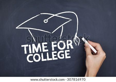 Start College University Concept