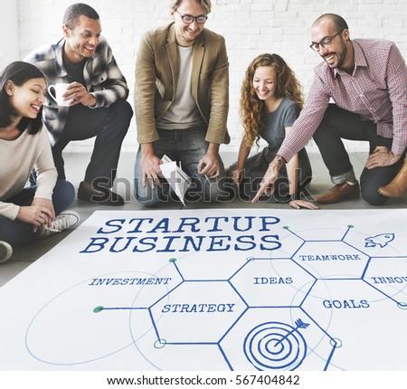 start up business goals strategy