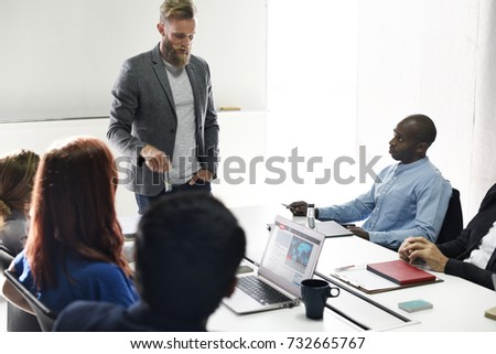 Shutterstock Startup Business People Working on Laptop
