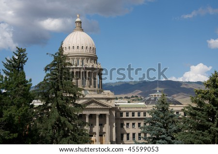 State Capitol Building, Boise, Idaho