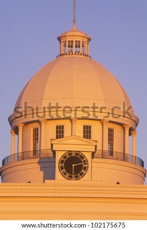 State Capitol of Alabama, Montgomery