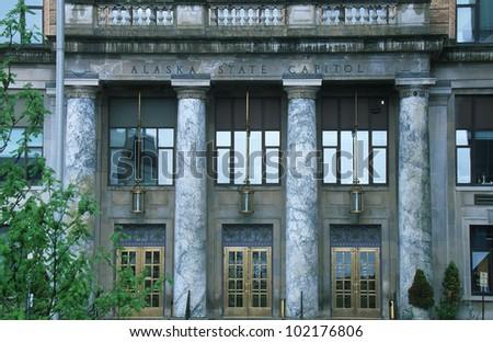 State Capitol of Alaska, Juneau