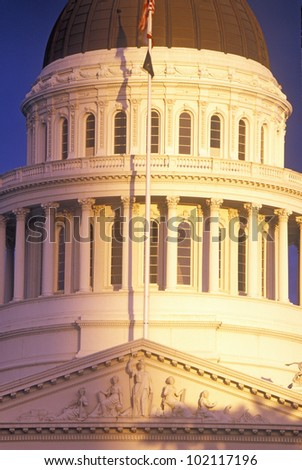 State Capitol of California, Sacramento