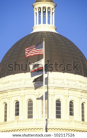 State Capitol of California, Sacramento