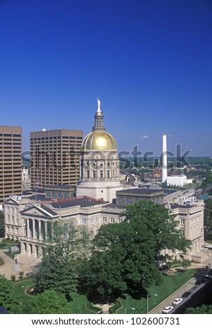 State Capitol of Georgia, Atlanta