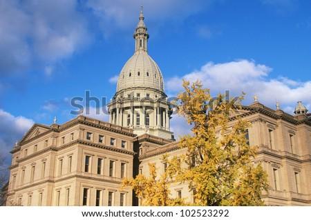 State Capitol of Michigan, Lansing