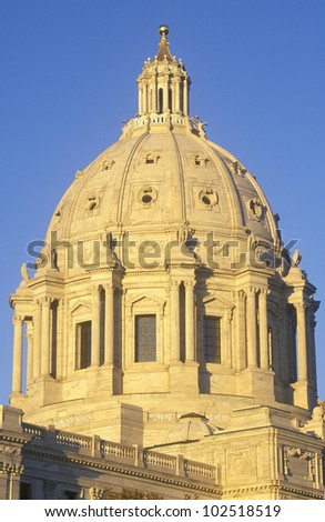 State Capitol of Minnesota, St. Paul