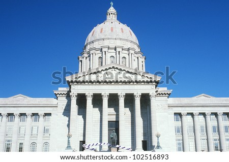 State Capitol of Missouri, Jefferson City #102516893