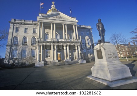 State Capitol of New Hampshire, Concord