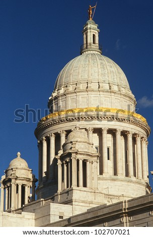 State Capitol of Rhode Island, Providence