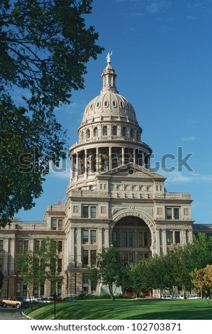 State Capitol of Texas, Austin