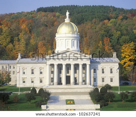 State Capitol of Vermont, Montpelier
