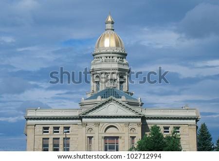 State capitol of Wyoming, Cheyenne