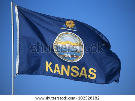 State Flag of Kansas