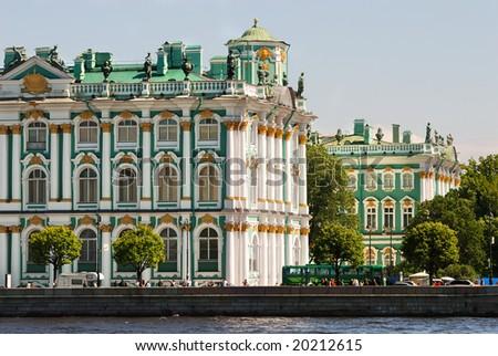 State Hermitage (Saint-Petersburg, Russia)