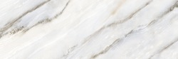 Statuario Marble Texture Background, Natural Polished Carrara Marble Texture For Abstract Home Decoration Used Ceramic Wall Tiles And Floor Tiles Surface.