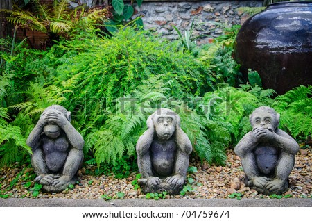 the monkey garden 96 • chapter 5 identity the monkey doesn't live there anymore the monkey moved—to ken- tucky—and took his people with him and i was glad because i couldn't.