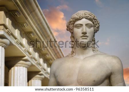 Statue of Hercules  Ancient Art