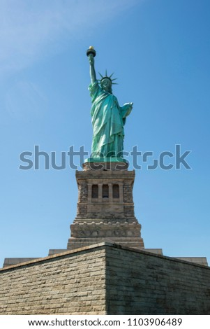 Statue of Liberty, Liberty Island, New York, United States