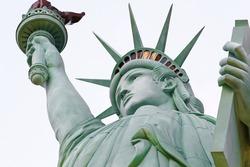Statue of Liberty, Liberty Statue, New York, USA, America - Image