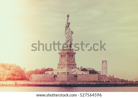 statue of liberty  new york...