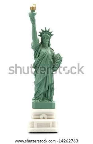 Statue of Liberty Statue