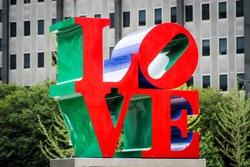Statue Sculpture Detail Philadelphia Pennsylvania