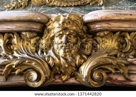 Statues, applied monuments placed on facades and by the squares of European cities #1371442820