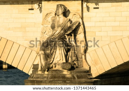 Statues, applied monuments placed on facades and by the squares of European cities #1371443465