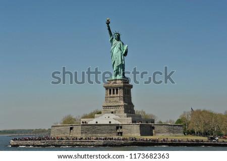 Status of Liberty #1173682363