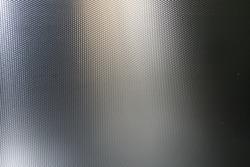 Steel and chromium aluminium texture for background usage in industrial photo studios