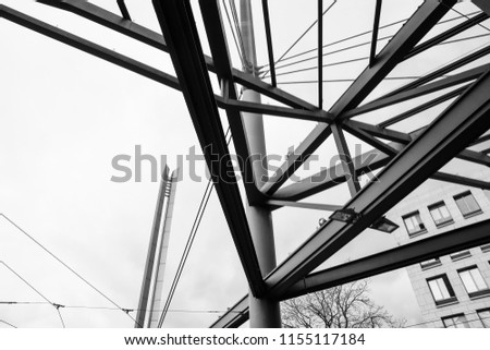 Free photos Steel building frames | Avopix.com