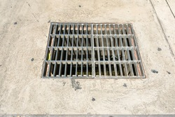 Steel grating cover, drain cover in thailand