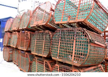 Steel materials work in the conveyor industry, reinforcing steel mesh, steel grid, steel