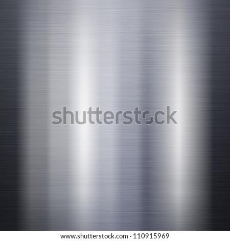 Steel metal plate background or texture