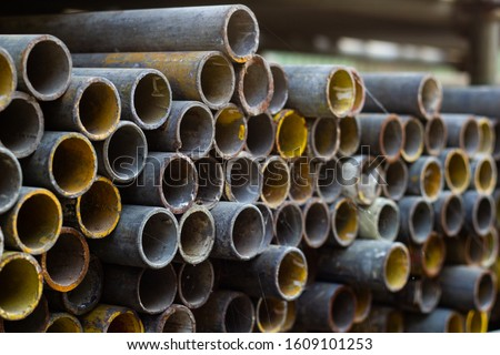 Steel Pipe, Matal Pipe, Pipe for Heat Exchanger
