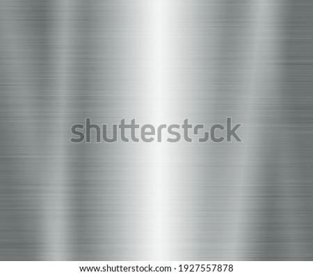 Steel plate background texture horizontal Foto d'archivio ©